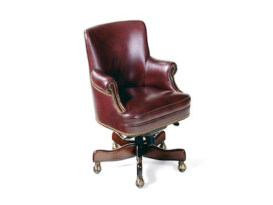 Hancock and Moore Fremont Swivel-tilt Pneumatic Lift Chair 8910ST-PL