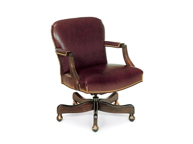 Hancock and Moore Georgetown Swivel-tilt Chair 9042ST