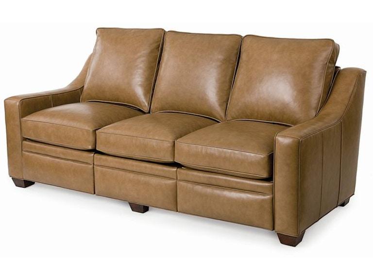 Hancock And Moore Living Room Campaign Full Recline Sofa