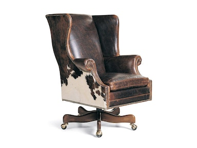 Hancock and Moore Hepworth Swivel Tilt Chair 9141ST