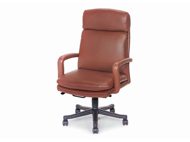Hancock and Moore Marquis High-back Open Arm Swivel-tilt Pneumatic Lift Chair 9177ST-PL