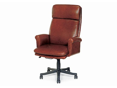 Hancock and Moore Caesar Swivel-tilt Pneumatic Lift Chair 9270ST-PL