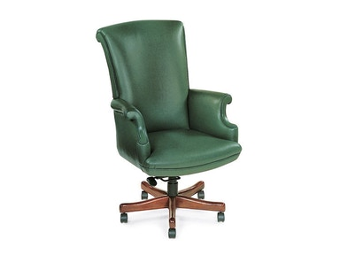 Hancock and Moore Bradford Swivel-tilt Pneumatic Lift Chair 9570ST-PL