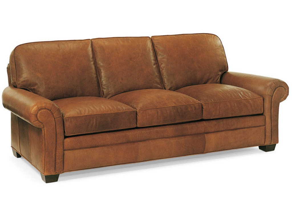 Hancock and moore living room city sofa 9844 good 39 s for Good furniture brands for living room furniture