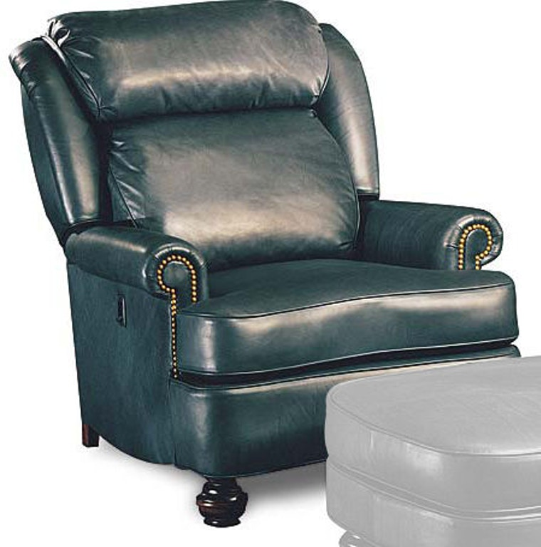 Leathercraft Furniture Living Room Bradley Easeback Chair