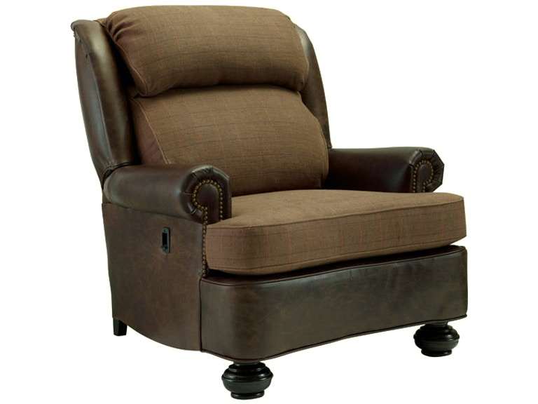 Leathercraft Furniture Bradley High Back Ease Chair 052h