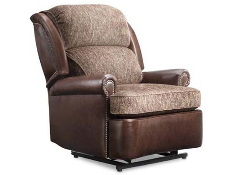Leathercraft Furniture Bradley Recliner With Lift Mechanism 1057 L
