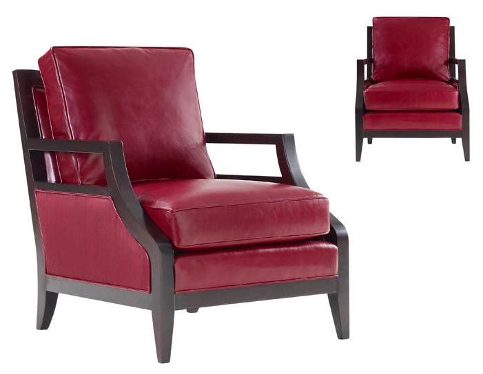 Superieur Leathercraft Furniture Beckett Chair 1602