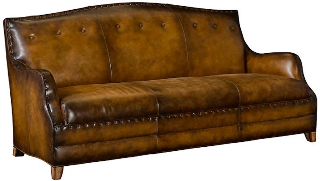 Leathercraft Furniture Living Room Soho Sofa 1650