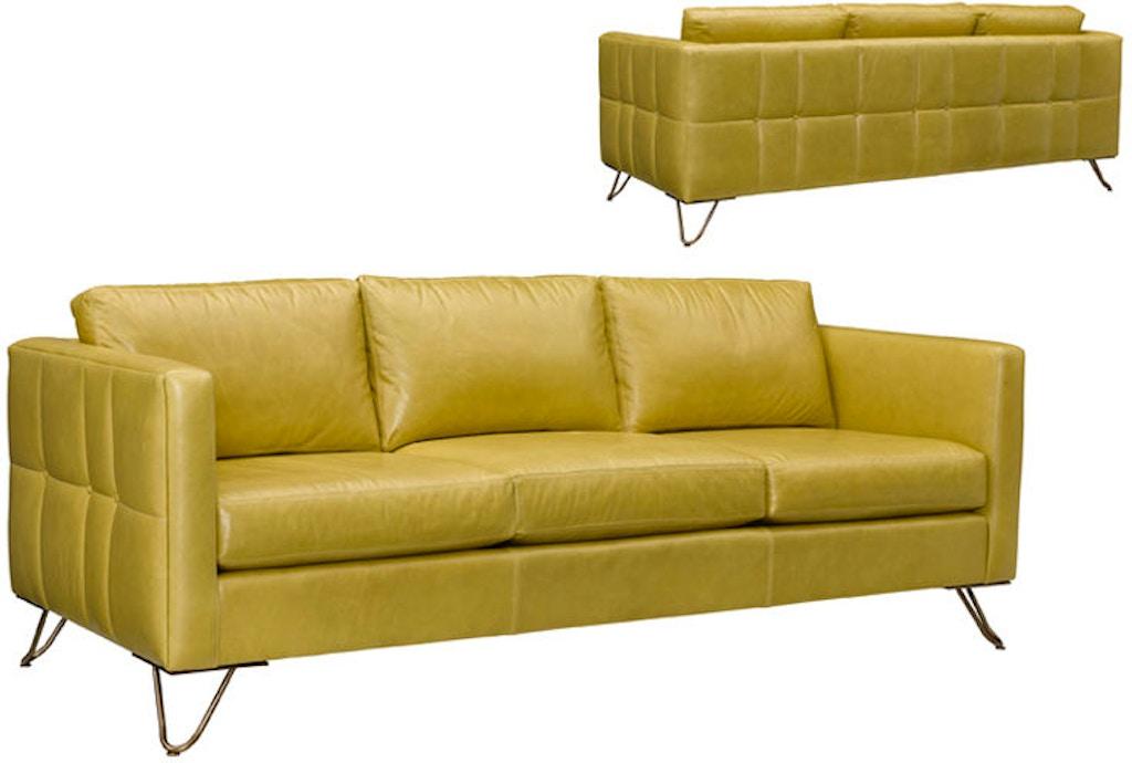 Terrific Leathercraft Furniture Living Room Fergie Sofa 1680 Lenoir Evergreenethics Interior Chair Design Evergreenethicsorg