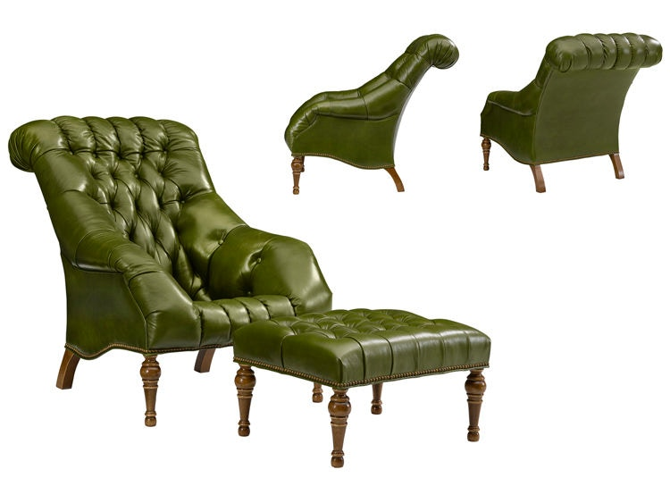 Etonnant Leathercraft Furniture Buchanan Chair 1792