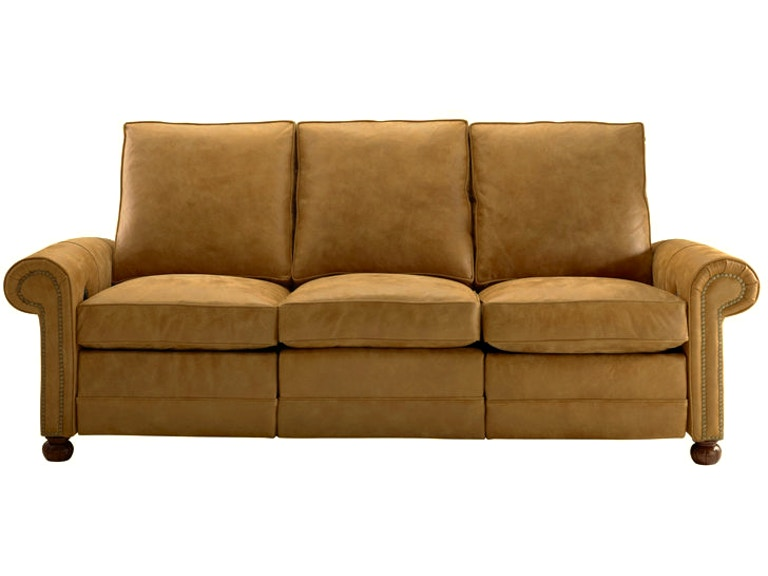 Leathercraft Furniture Living Room Austin Reclining Sofa