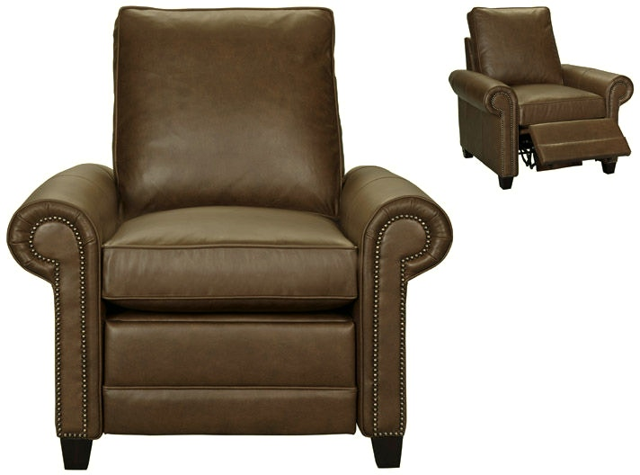 Leathercraft Furniture Living Room Austin Recliner 2527T ...
