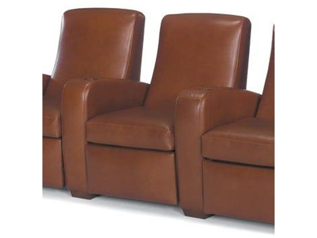 Leathercraft Furniture Home Entertainment 307 Home Theater Seating Hickory Furniture Mart