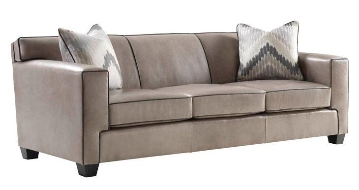 Leathercraft Furniture Living Room Park Place Sofa 4440 At Gasiors Furniture  U0026 Interior Design