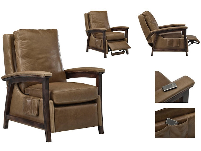 Leathercraft Furniture Living Room Eli Recliner 4547 At Elite Interiors