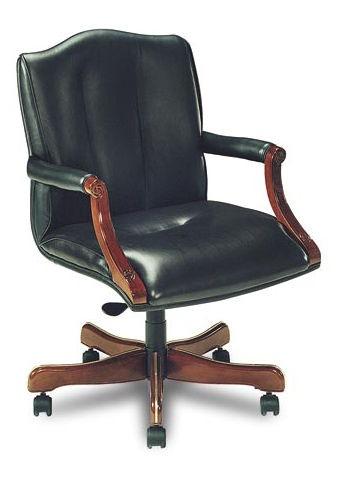 leathercraft furniture home office harvard tilt swivel open arm rh hickoryfurniture com