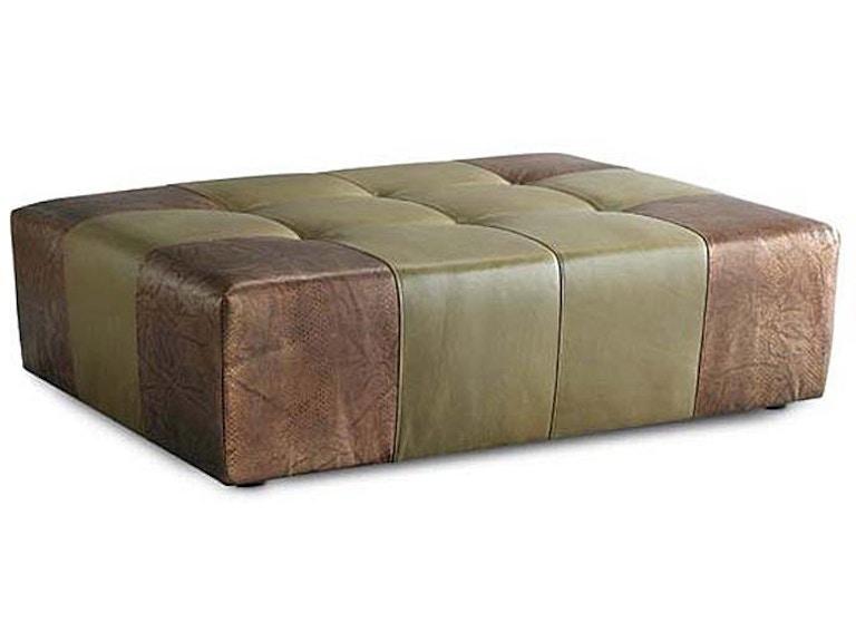 Strange Leathercraft Furniture Living Room Studio Ottoman 916 04 Sq2 Cjindustries Chair Design For Home Cjindustriesco