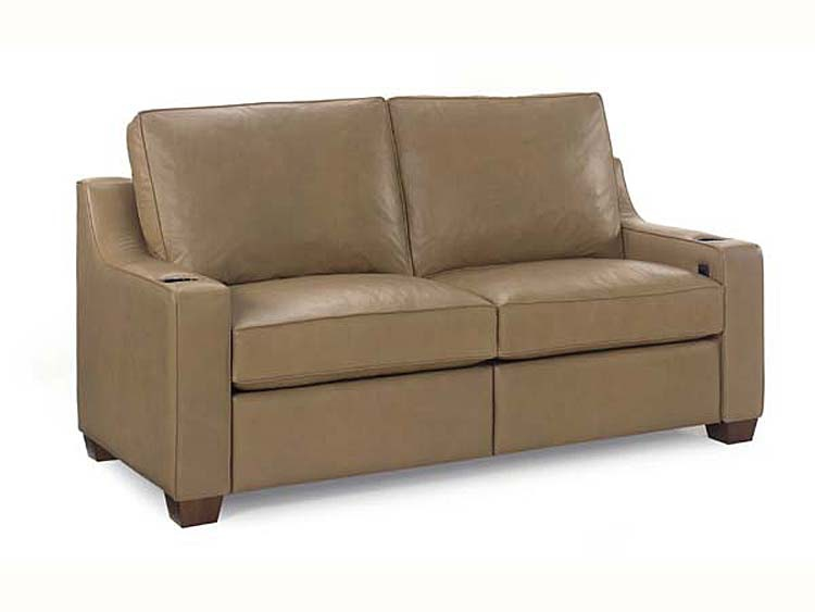 Good Leathercraft Furniture Rhett Reclining Short Sofa 917 00/75REC
