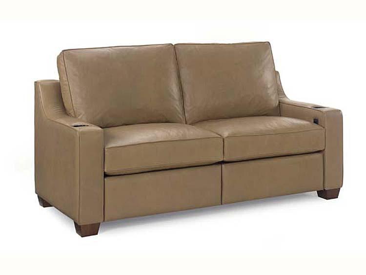 Superior Leathercraft Furniture Rhett Reclining Short Sofa 917 00/75REC