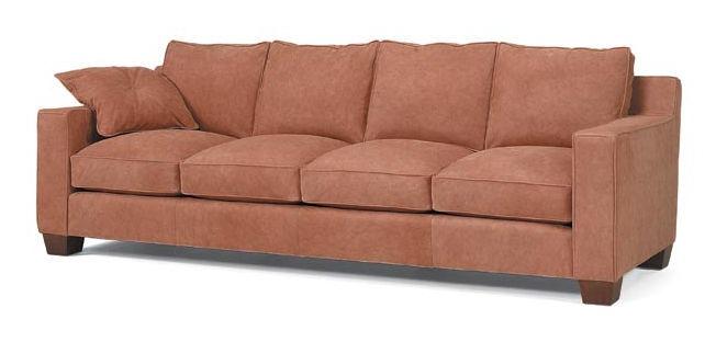 Leathercraft Furniture Gallagher Four Seat Sofa 919 00 99