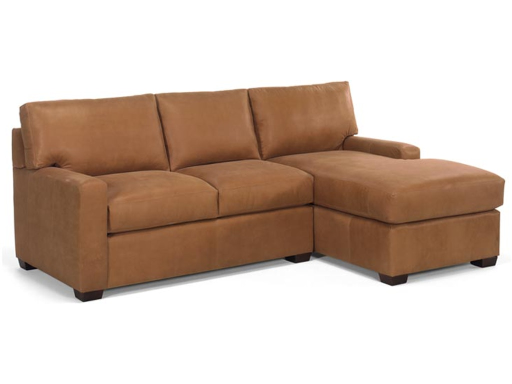 Leathercraft Furniture Living Room Manhattan Sectional 920 05 08 Sectional Elite Interiors