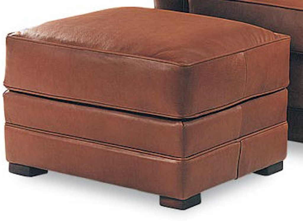 Awesome Leathercraft Furniture Living Room Coventry Ottoman 925 03 Cjindustries Chair Design For Home Cjindustriesco