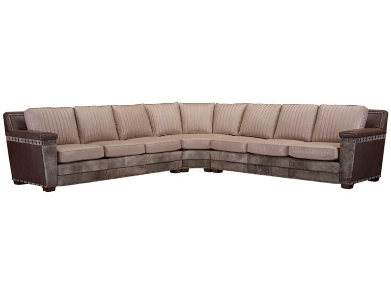 Leathercraft Furniture Living Room Bedford Series