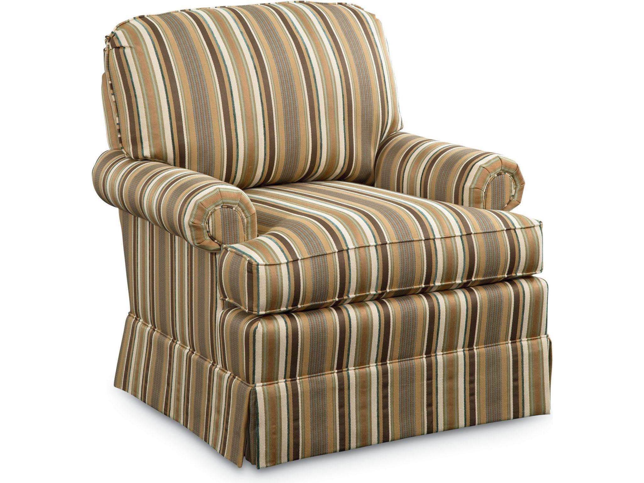 Thomasville Atlantis Swivel Rocker Chair 1052 15SR