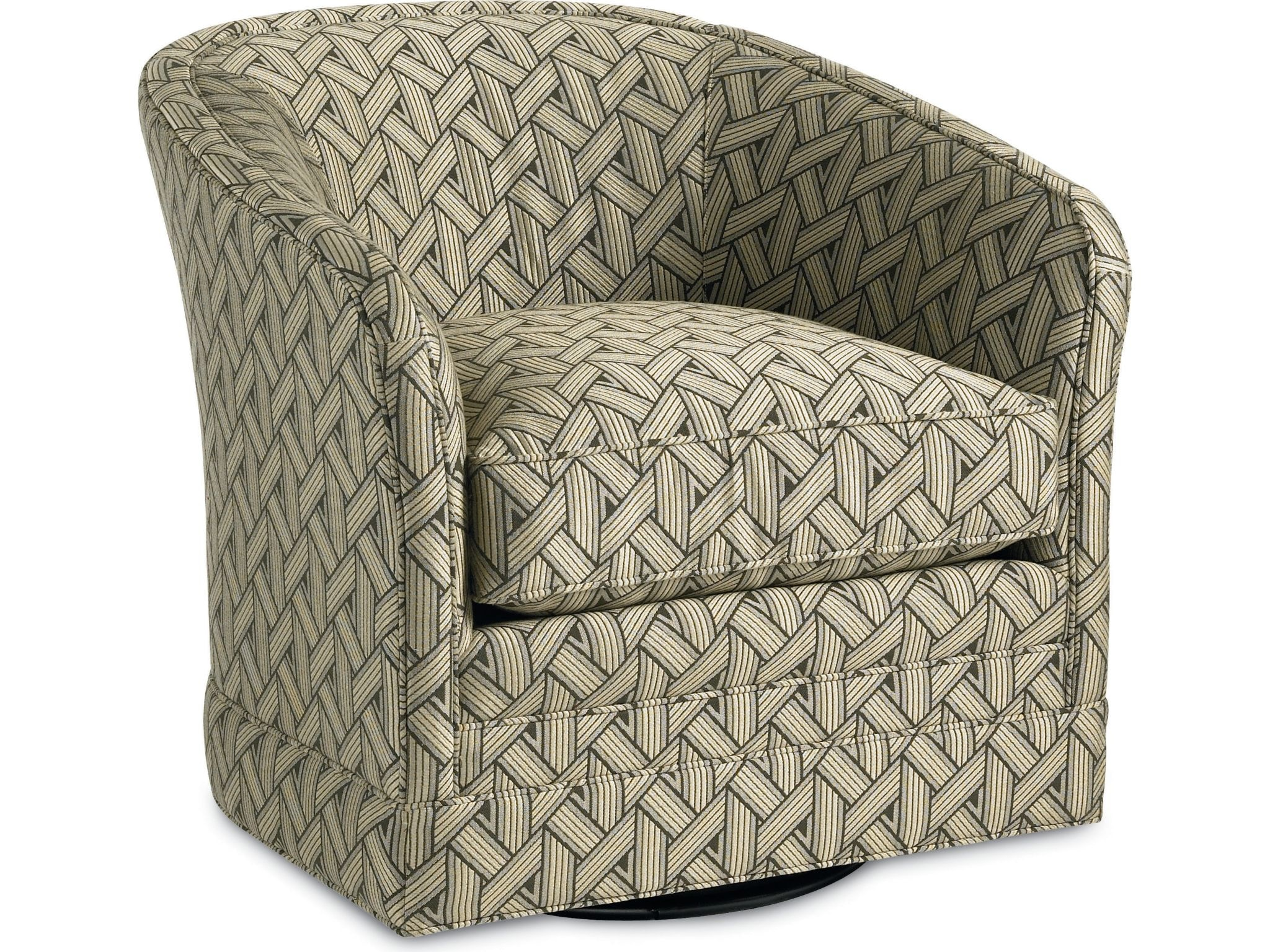 Thomasville Sutton Swivel Glider Chair 1564 15SG