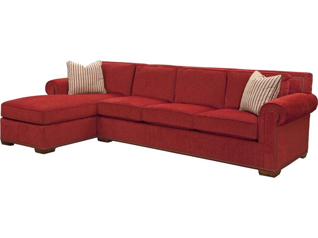 Thomasville Living Room Fremont Armless Loveseat 1659 A24 Hickory Furniture Mart Hickory Nc