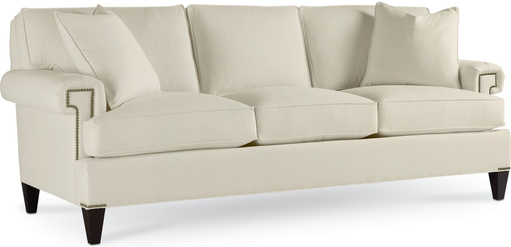 Thomasville Living Room Alvery Sofa 2237 11 Whitley Furniture Galleries Raleigh Nc