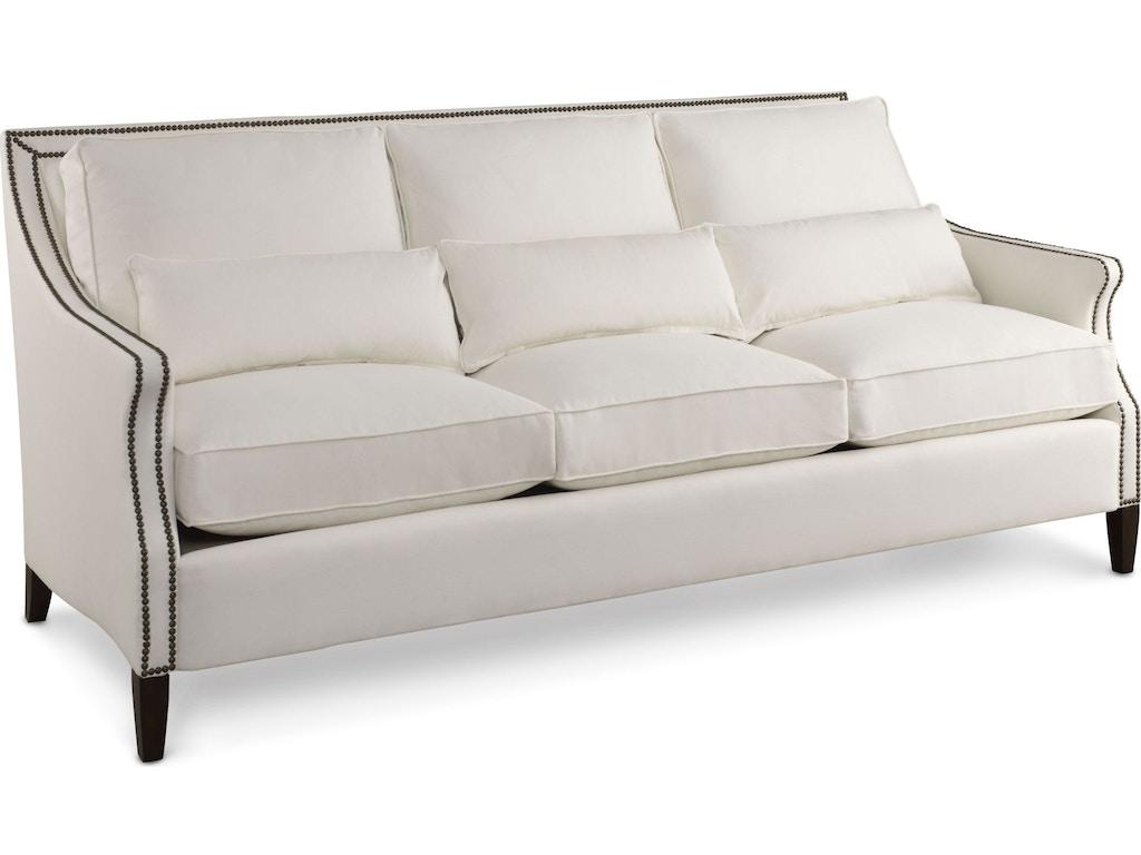Thomasville Living Room Milo Sofa 2354 11 Hickory Furniture Mart Hickory Nc