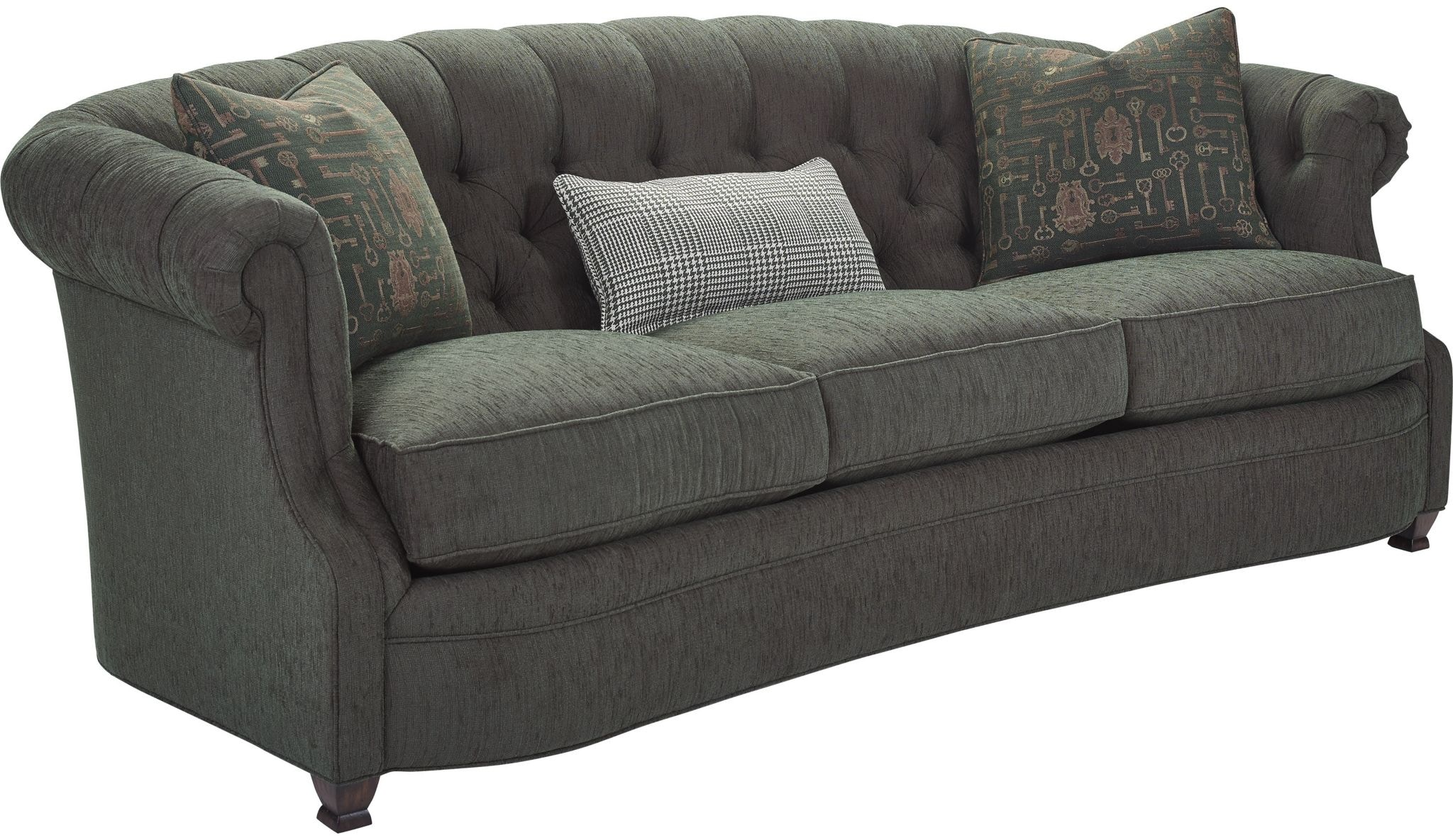 Thomasville Living Room Chevis Sofa 2531 11 Hamilton Sofa