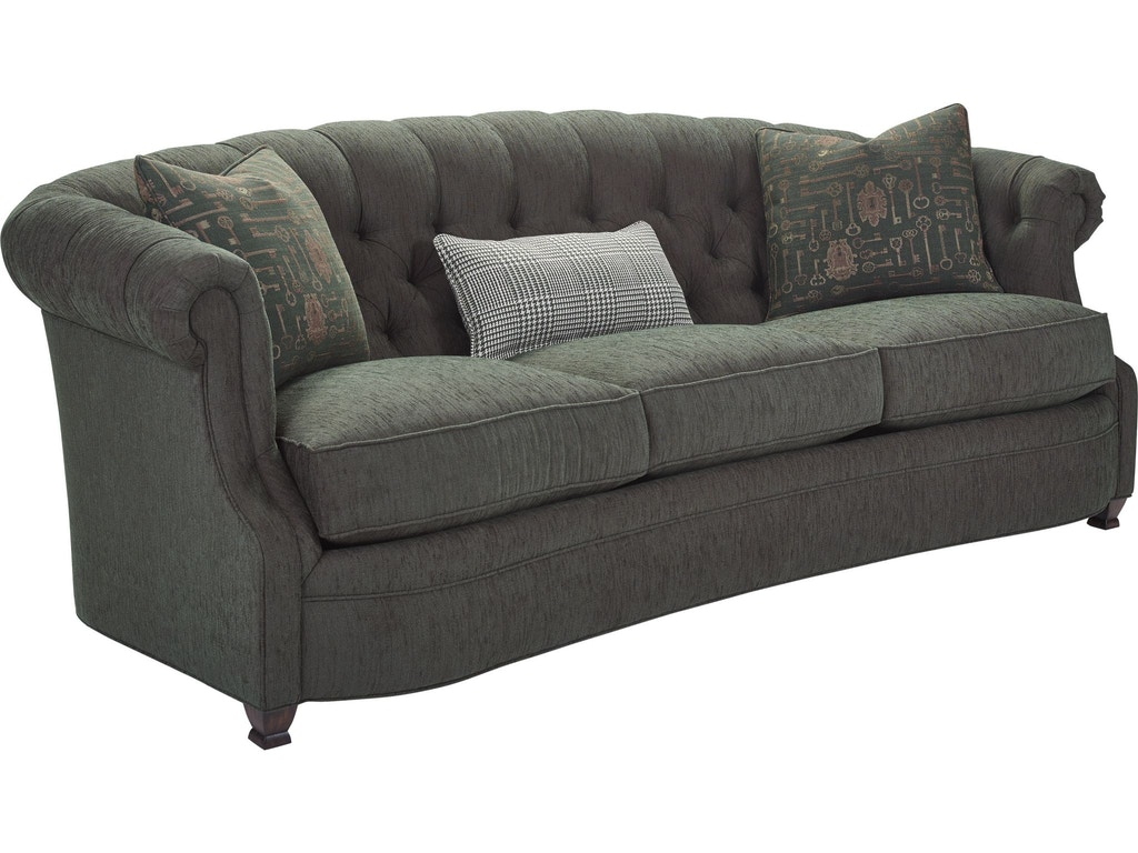 Thomasville Living Room Chevis Sofa 2531 11 Hickory Furniture Mart Hickory Nc