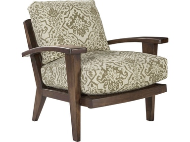 Thomasville Hillcrest Cane Back Chair 2652 15