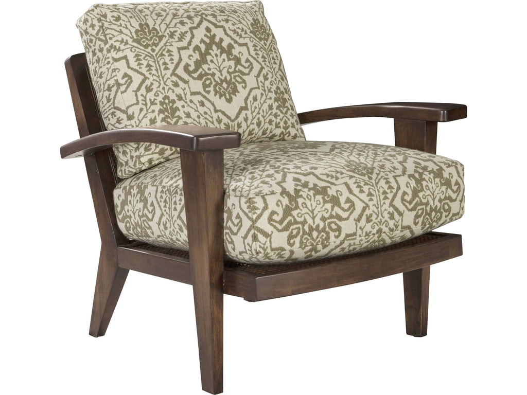 Hillcrest cane back chair 2652 15 for Thomasville living room furniture sale