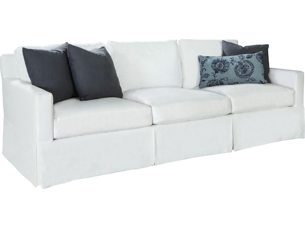 Thomasville Living Room Eden Sofa 2653 11 Whitley Furniture Galleries Zebulon Nc