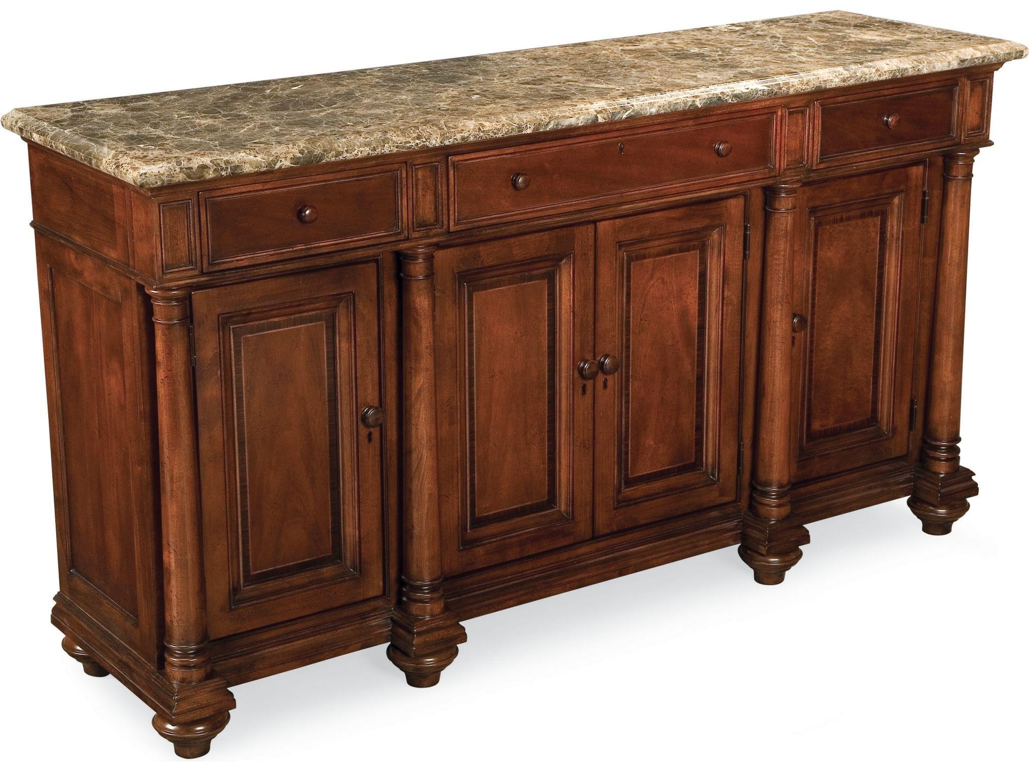 La Credenza Supplier : Thomasville dining room credenza  hickory furniture