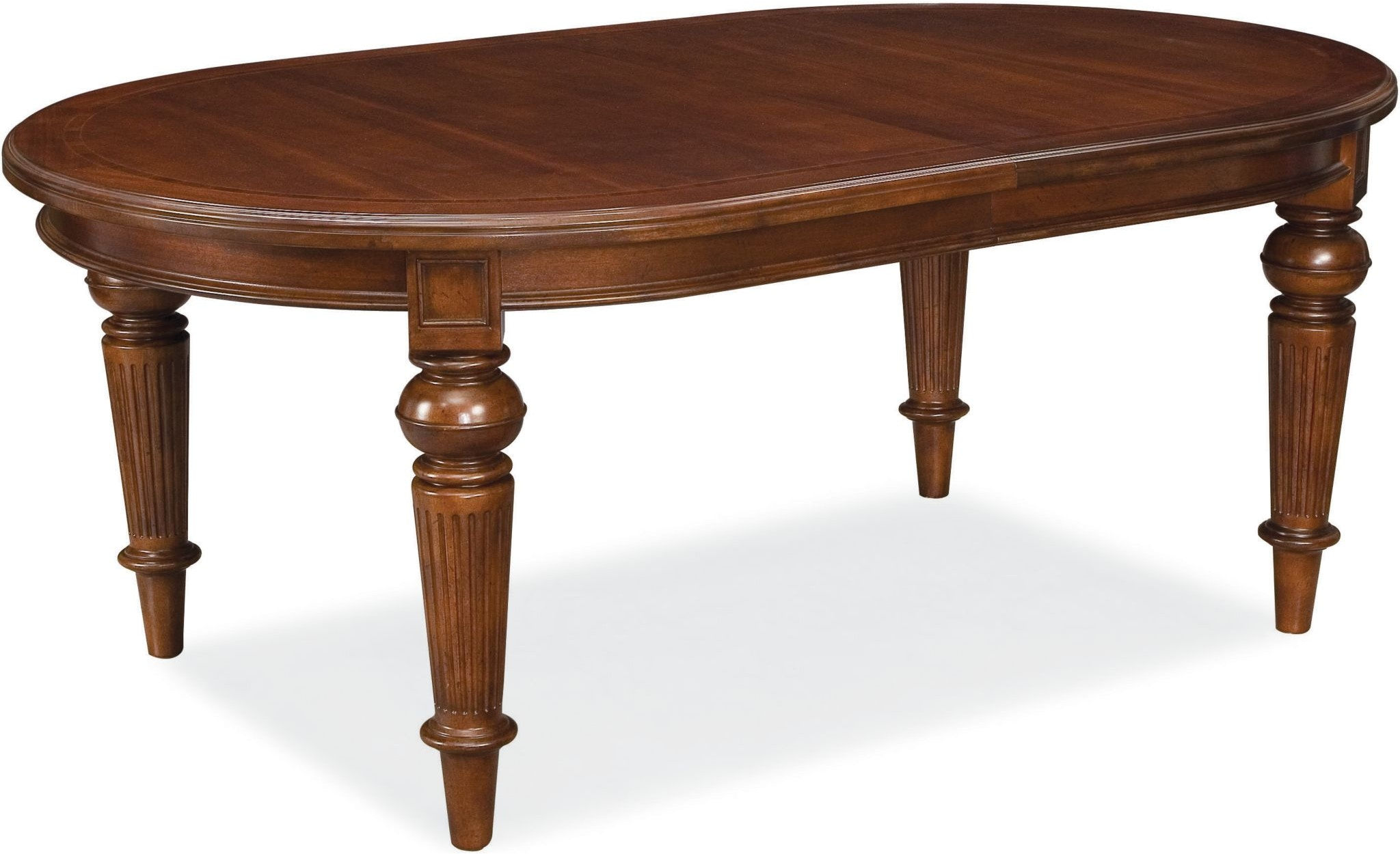 Thomasville Dining Room Oval Dining Table 43421 762  : 43421 762 from www.gladhillfurniture.com size 1024 x 768 jpeg 40kB