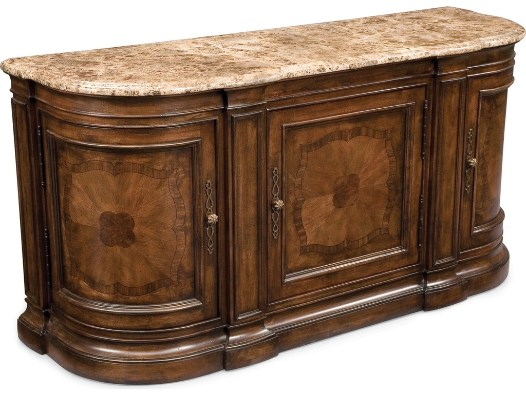 Thomasville Living Room Bibbiano Sideboard 43622 136 Hickory Furniture Mart Hickory Nc