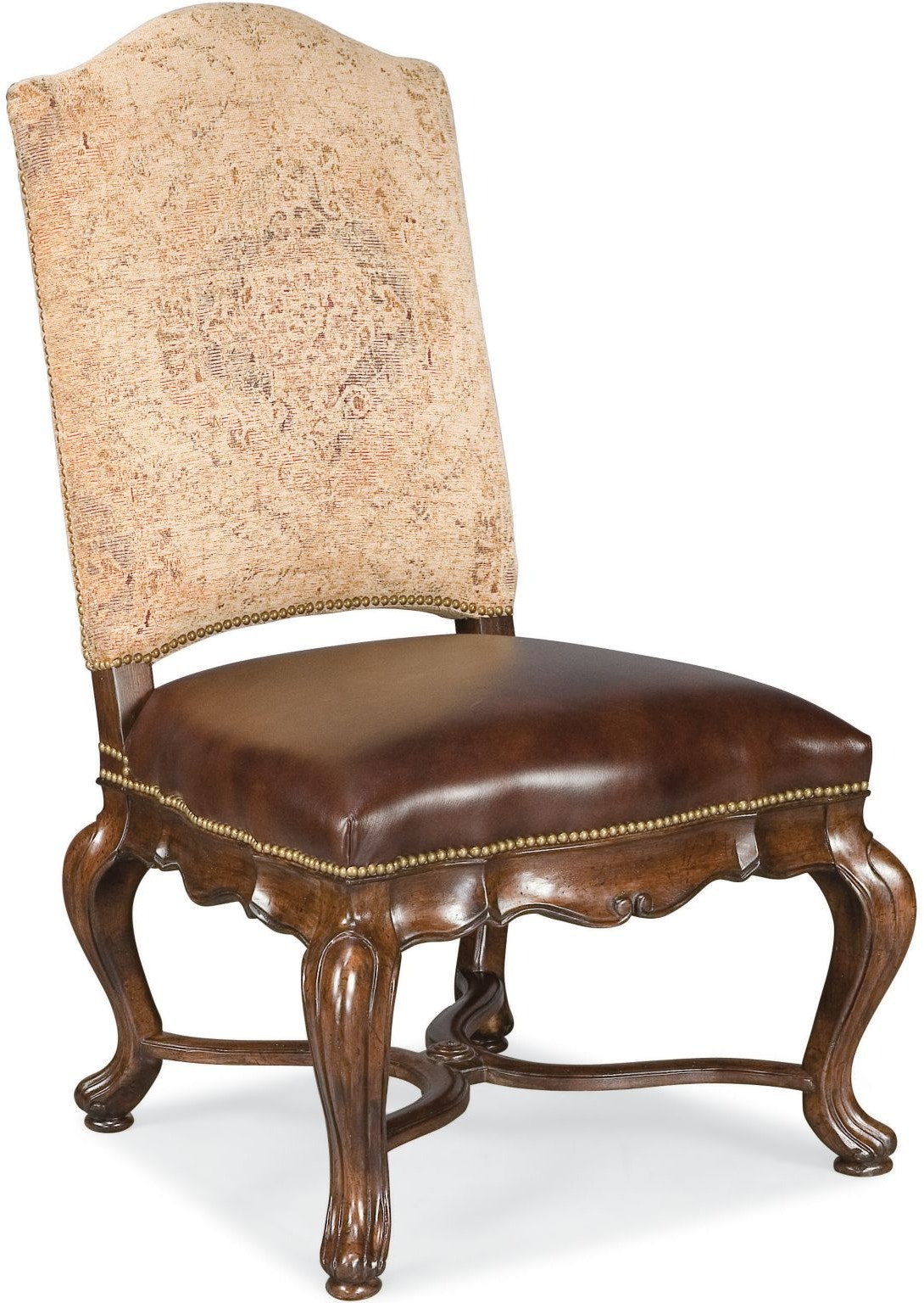 Thomasville Dining Room Bibbiano Upholstered Side Chair  : 43622 881 from www.lenoirempirefurniture.com size 1024 x 768 jpeg 47kB