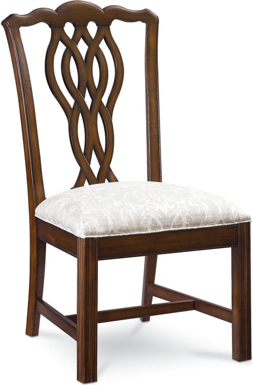 Peachy Thomasville Dining Room Side Chair 46821 821 Capperella Short Links Chair Design For Home Short Linksinfo