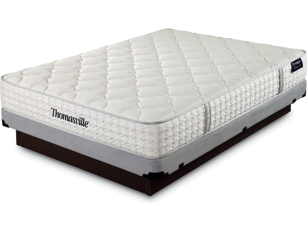 Thomasville mattresses king mattress set divine 1 59701 for Q furniture and mattress beaumont tx