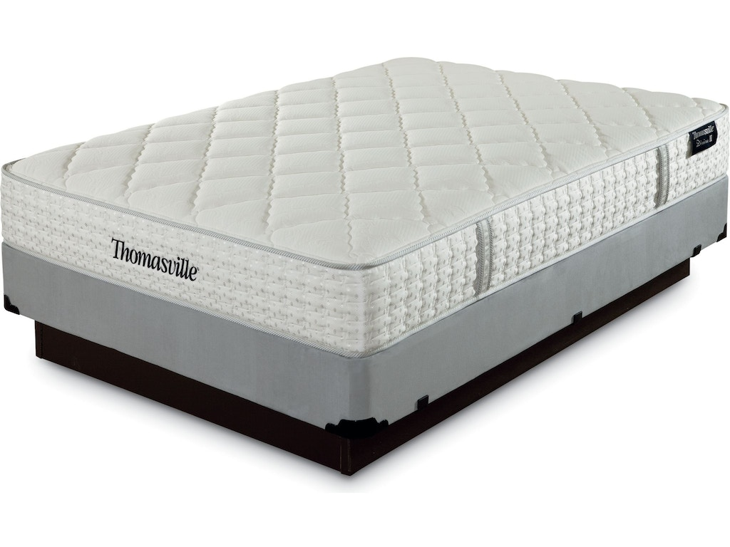 Thomasville Mattresses Queen Mattress Set Divine 2 59702 005 Set Hickory Furniture Mart