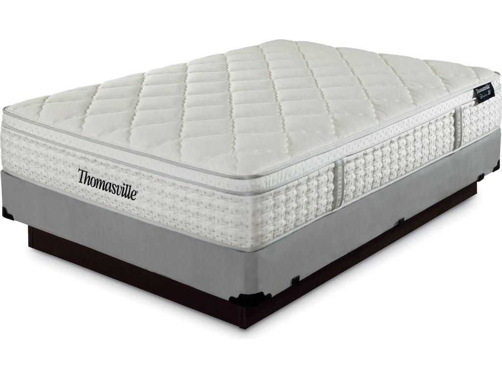 Thomasville Mattresses Twin Mattress Set Divine 3 59703 003 Set Howell Furniture Beaumont