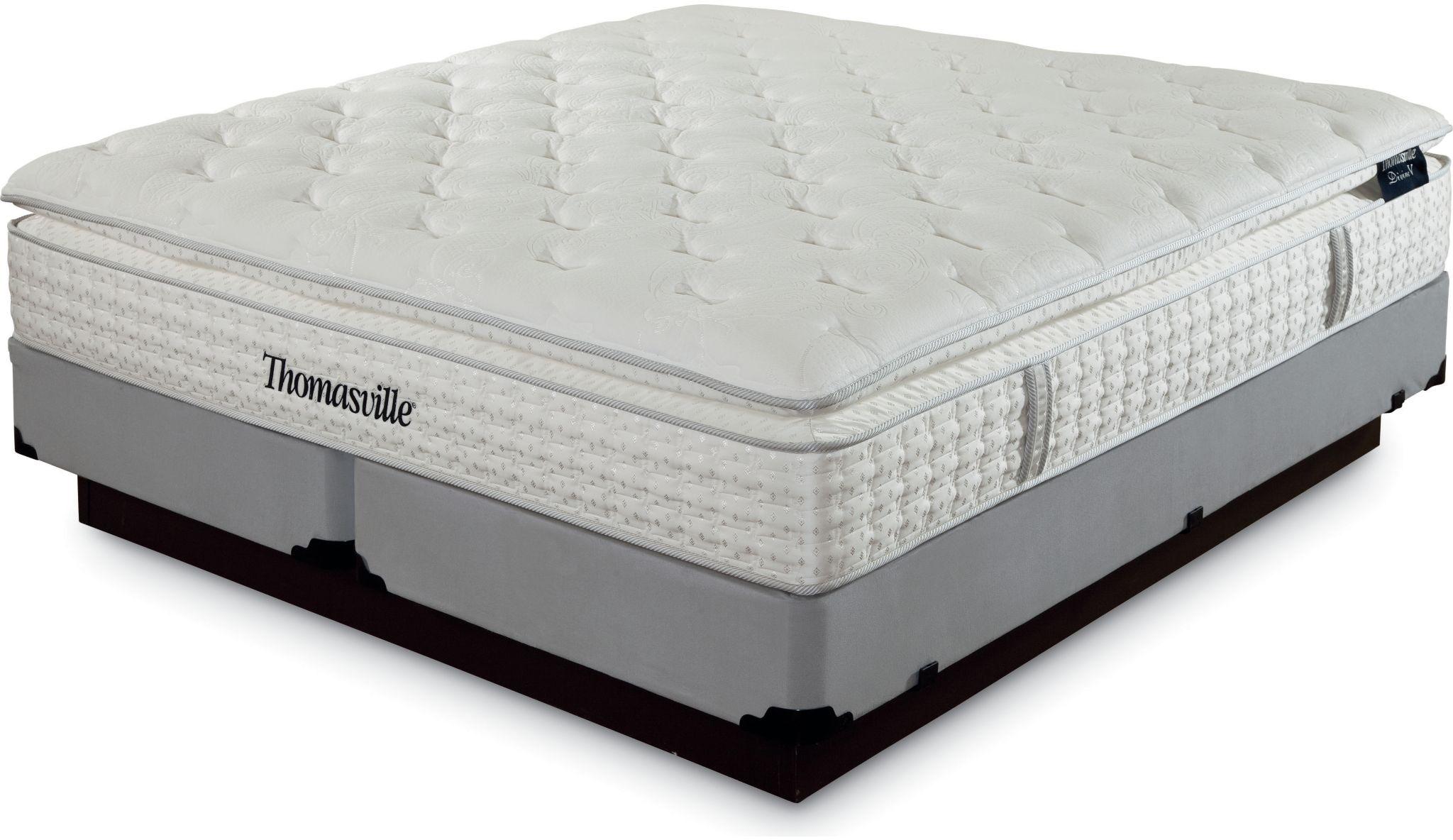 Thomasville Bedroom Full Xl Mattress Set Divine 5 59705