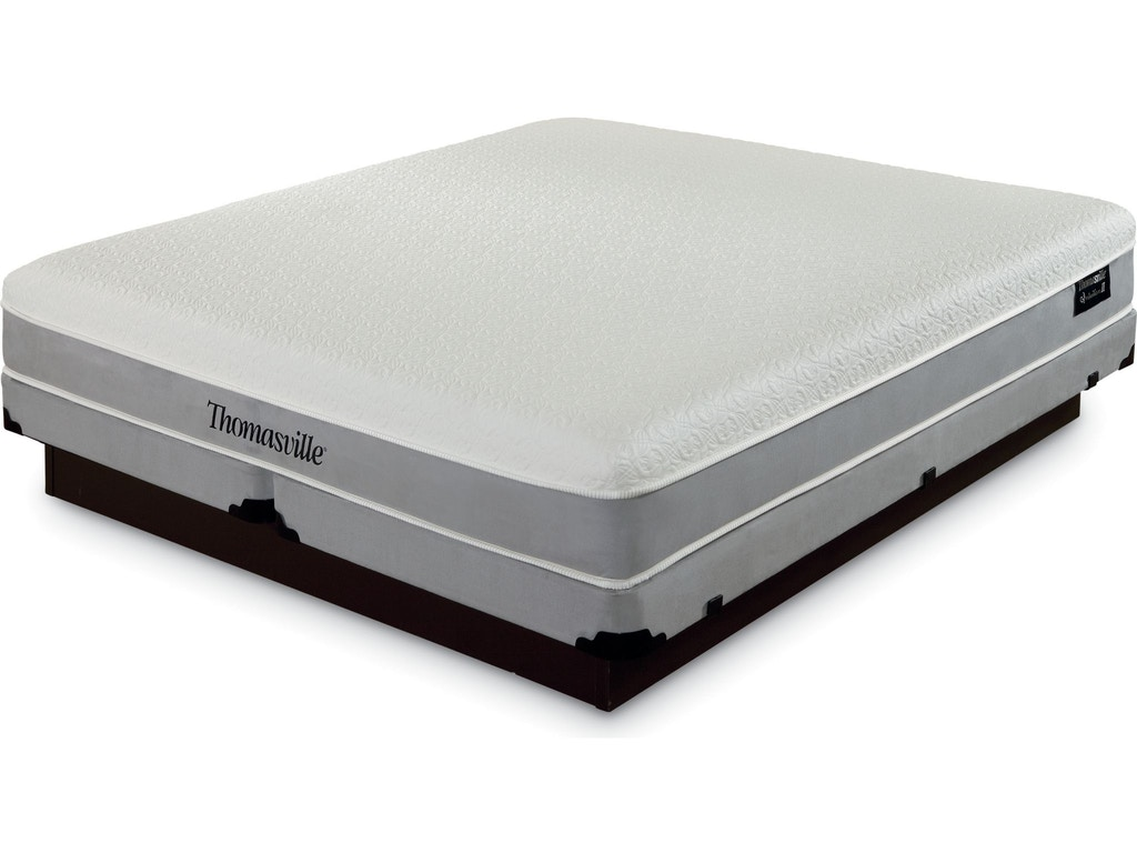 Thomasville bedroom full xl mattress set intuition 2 for Q furniture and mattress beaumont tx