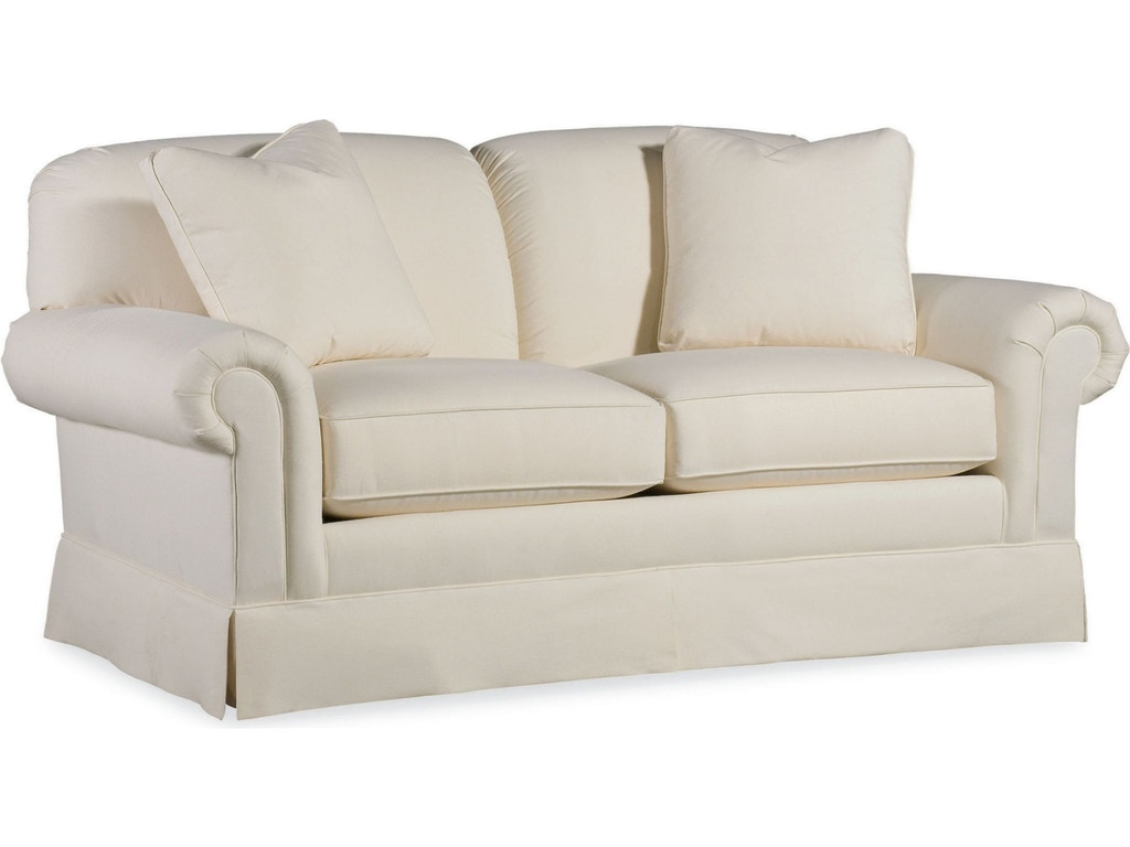 Thomasville Living Room Lancaster Loveseat 6026 164 Hickory Furniture Mart Hickory Nc