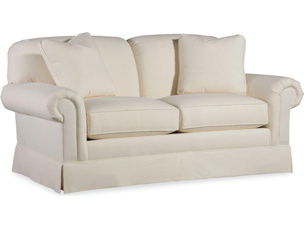 Thomasville Living Room Lancaster Loveseat 6026 164